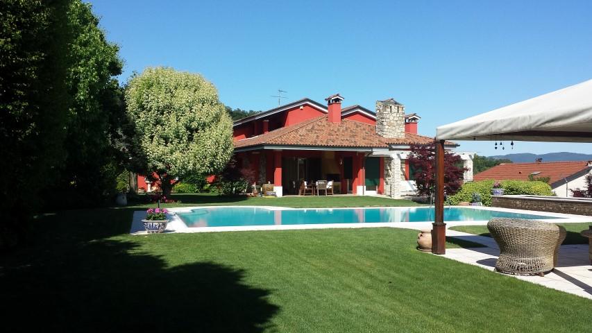 Studio scalchi villa con piscina - Villa con piscina milano ...