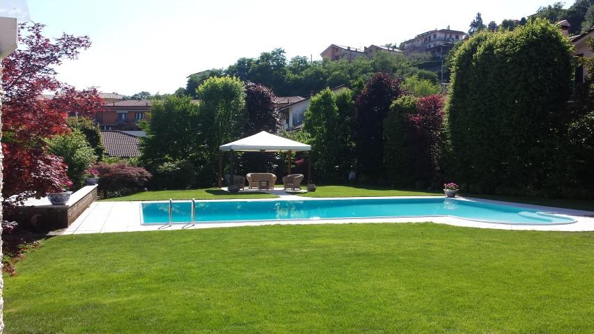 Studio scalchi villa con piscina for Piscina arzignano